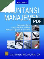 Akuntansi Manajemen Edisi Revisi - L.M. Samryn, S.E., Ak., M.M., CA