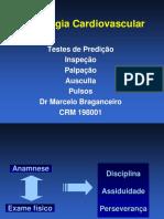 Semiologia Cardiovascular 4
