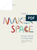 Create Makerspace 5 Easy Steps