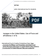 Nicaragua vs the United States_ Use of Force and Self-Defense (1 of 3) _ Public International Law