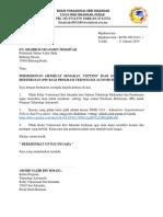 Surat Mohon Vetting