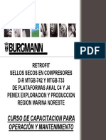 Sistema de Sellos Burgmann