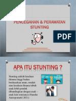 Ppt Stunting