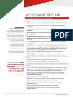 XTM 330 Datasheet