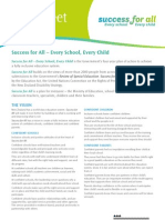 Fact Sheet FINAL v3 Success for all (special education review) New Zealand