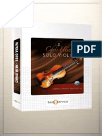 Chris Hein Solo Strings Manual - EN