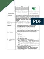 SOP Program Rujuk Balik (PRB)