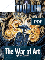 Doctor Who the War of Art