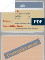 unemployment and inflation.pptx