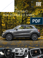 Ficha Tecnica Fiat 500x 201808