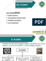 EL PLOMO