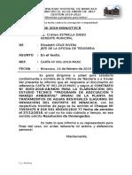 Informe Nº 006-De Tesoreria
