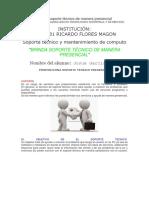 Brinda soporte técnico de manera presencial.docx