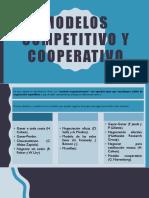 Modelos Competitivo y Cooperativo
