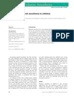 Beneficios ALR pediatria
