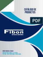 Catálogo Fibon