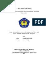 Andika Pangestu 1441177005120 Kerja Praktek 2018 PT Jidosha Buhin Indonesia