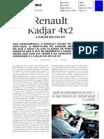 """NOVO RENAULT KADJAR 1.5 dCi 4X2 NA """"AUTO DRIVE"""""""