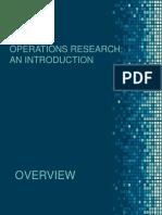 OPERATIONS RESEARCH - Deepak PPT.pptx