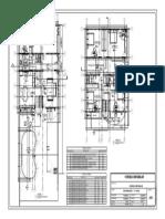 URGENT - Sheet - A-01 - DISTRIBUCION 1° Y 2° NIVEL.pdf