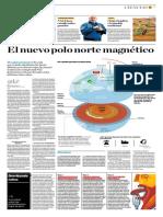 El Nuevo Polo Norte Magnético