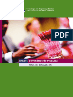 eBook Seminarios de Pesquisa-Tecnologia Em Seguranca Publica UFBA