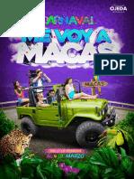 Carnaval 2019 - Me voy a Macas