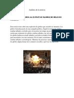 Análisis de La Noticia