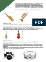 Instrumentos Musicales Si