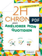 2hchrono eBook Blanc