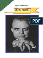 Hipnosis Naturalista de Milton Erickson