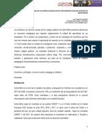 Estrategias de enseñanza de las ciencias sociales en los tres mejores colegios oficiales de Santa Marta. Jairo Sánchez Quintero. Universidad Sergio Arboleda (Santa Marta).