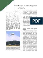 Surveillance Balloons and Airships