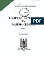 Lógica de las pruebas - Framarino.pdf
