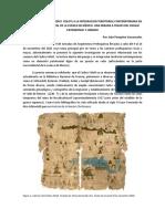 De Los Caminos en El Codice Xolotl. Ipv