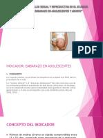 embarazos en Ecuador