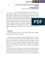 Construcción de las ciencias sociales escolares en Colombia