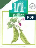 Ervilha e Lentilha - Coleção Plantar - Embrapa (Iuri Carvalho Agrônomo)