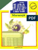 MARACUJÁ II - Coleção Plantar - EMBRAPA (Iuri Carvalho Agrônomo)