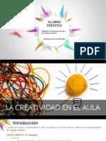 Alumno Creativo