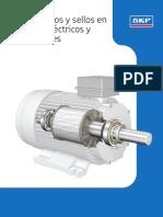 Rodamientos en Motores Electricos 13459 ES
