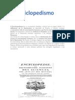 El Enciclopedismo