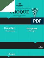 CHOQUE-patologia