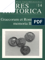 Ducin S., Marcus Valeriuss Laevinus. Specjalizacja Dowódców Rzymskich Flot Wojennych Okresu Republiki