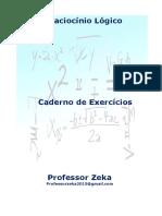 100 Exercícios de Raciocínio Lógico-1