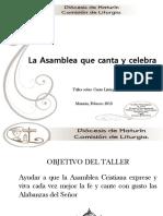 Taller de Canto en La Liturgia.pptx