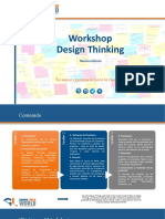 Workshop Design Thinking 10° Ed.