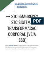 → STC-Sistema de Transformação Corporal Emagrece? [SAIBA a Verdade!]