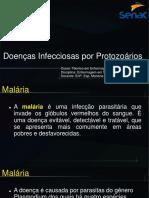 Aula - Doenças Infecciosas Por Protozoários