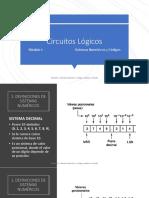 CL-2018-Módulo I-Sistemas Numéricos y Codigos